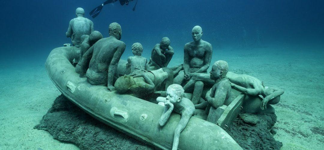 museo submarino de lanzarote