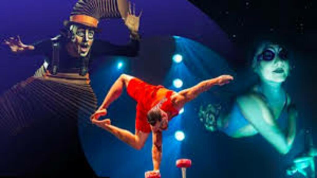 producciones del circo del sol