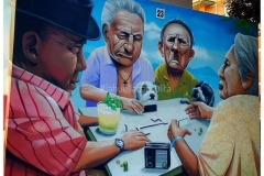 Streetart: Los juegos reunidos callejeros