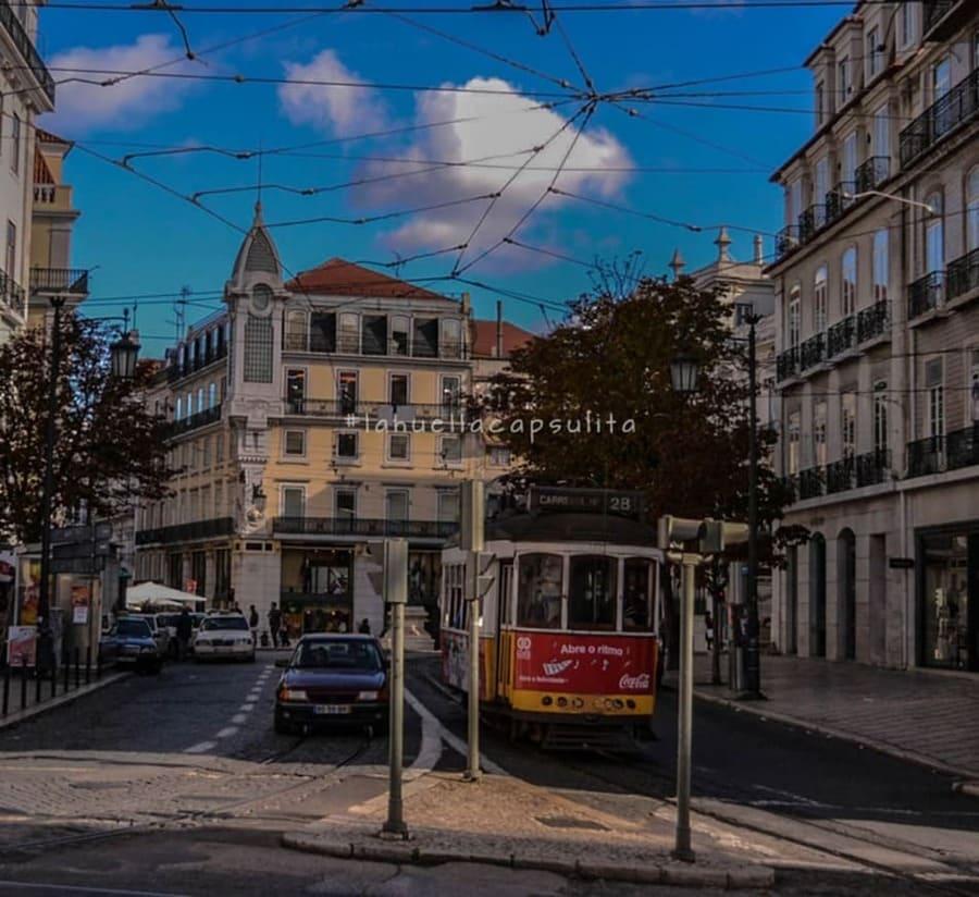 relato de viaje en MAGELLAN de Lisboa