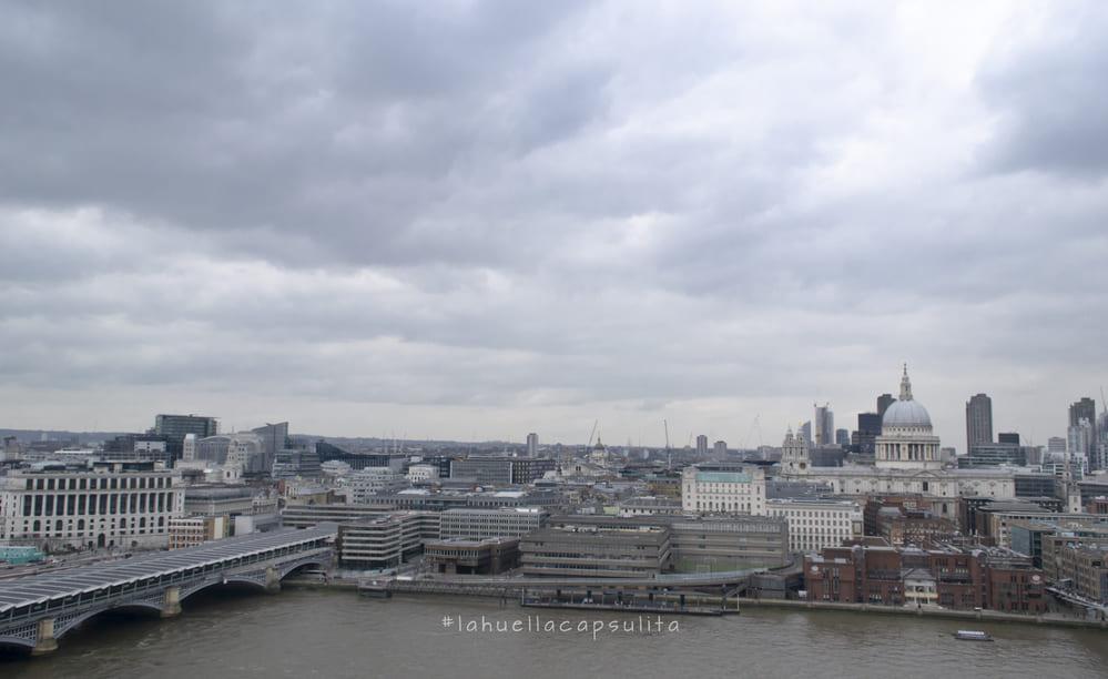 visité Londres y me supo a poco
