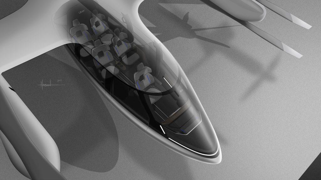 vehículo de movilidad compartida aérea, S-A1