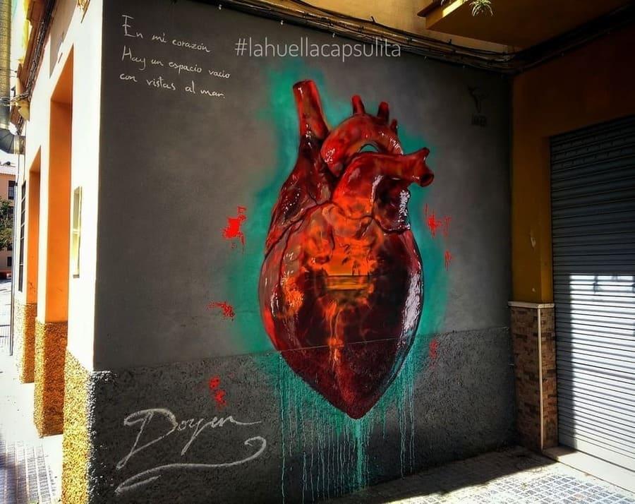 barrio de arte urbano malagueño
