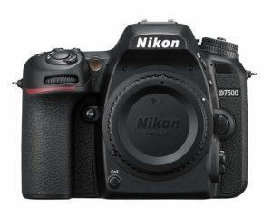 la nikon d7500, una réflex competente
