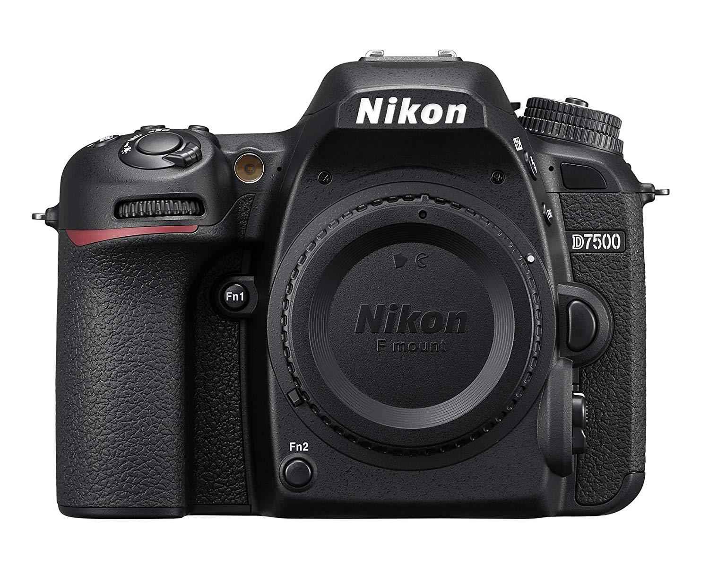 La Réflex Nikon D7500 será mía