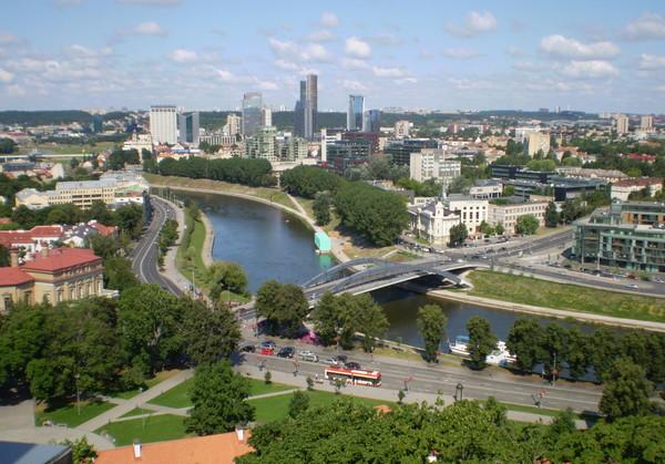 Vilna (Lituania) es una buena elección para el trabajador/nómada digital